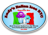 """Real Gourmet Italian Ice"""