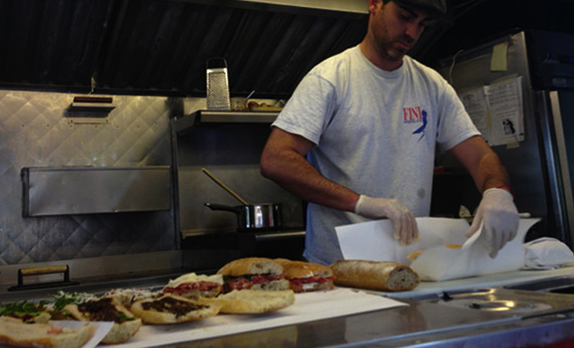 Taste the Tradition of Italy with one of the Delicious Sandwiches from Diso's!