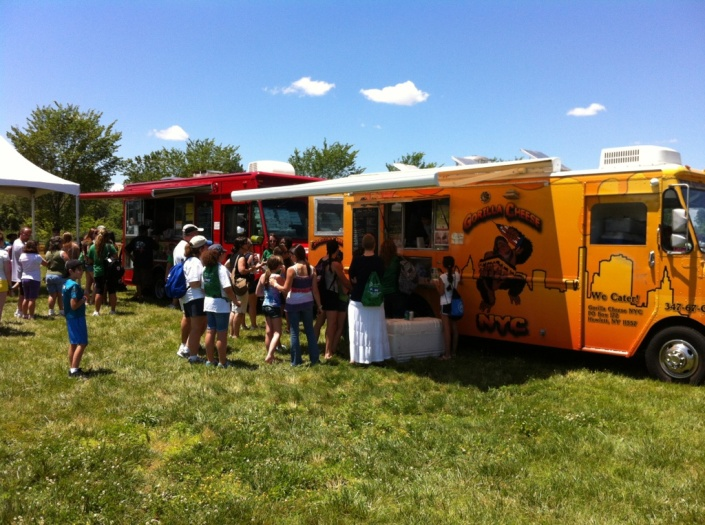 Gorilla Cheese will be rolling up to the Harlem Food Truck Rally!